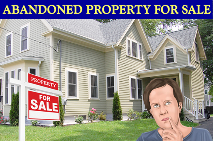 Abandoned properties for sale in Pennsylvania