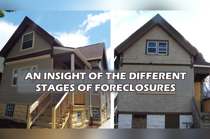 Foreclosure properties in Las Vegas, Nevada