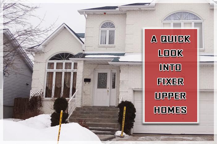 Fixer Upper Homes in Toronto