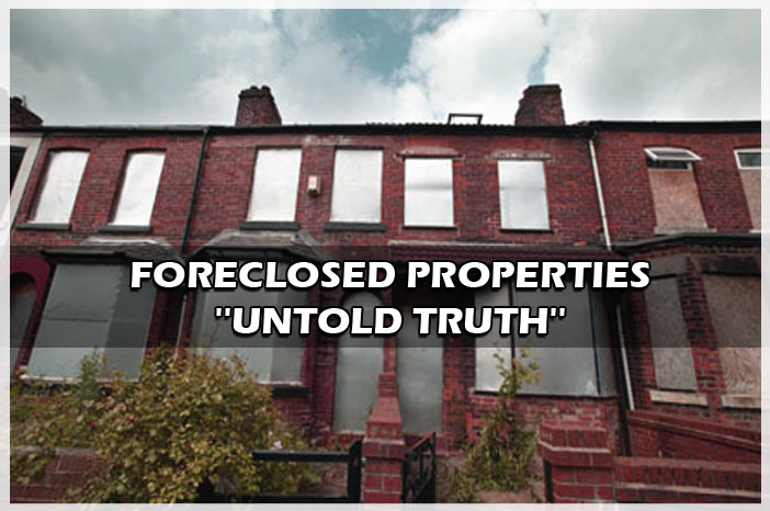 Foreclosed properties in Detroit