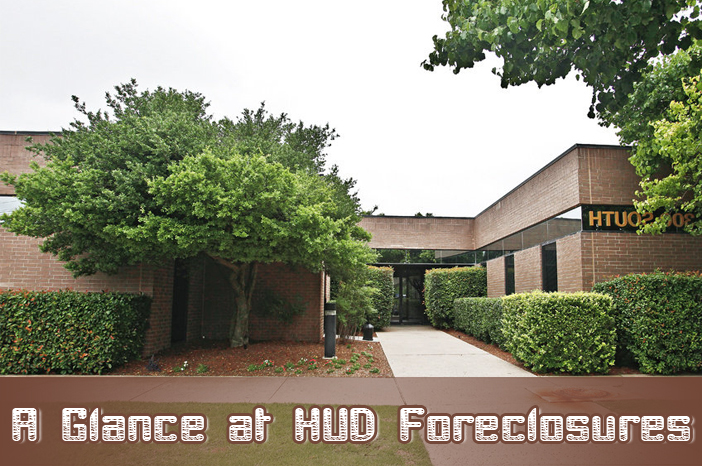 HUD Foreclosures