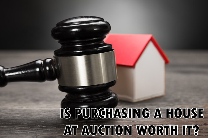 Purchasing House at Auction