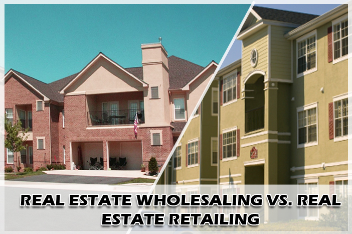 Retailing in real estate