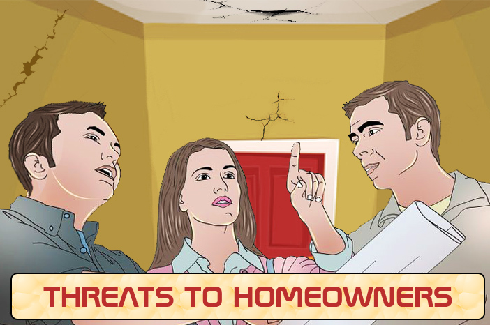 Threats to Homeowners
