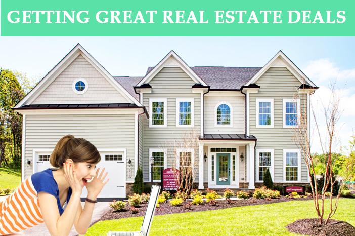 Real estate deals tips