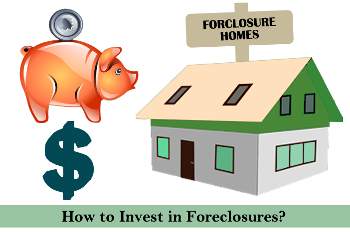 Invest in foreclosures